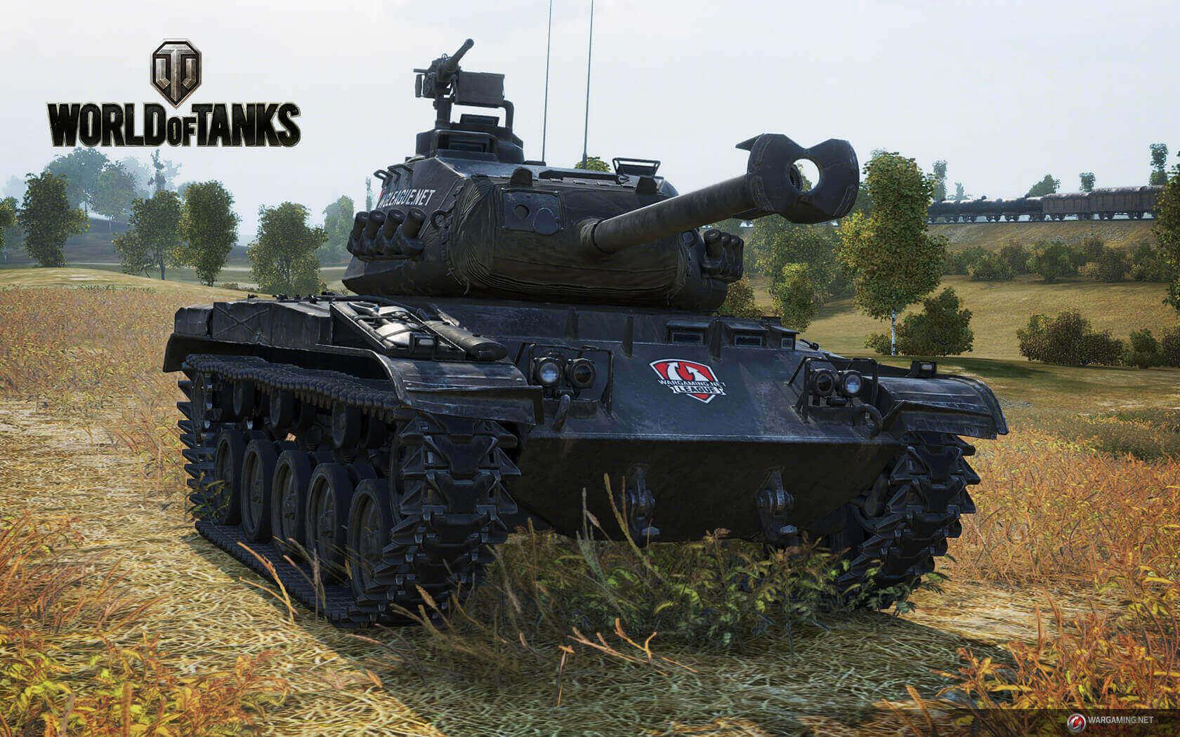 leKpz M 41 90 mm GF - Танки с World of Tanks