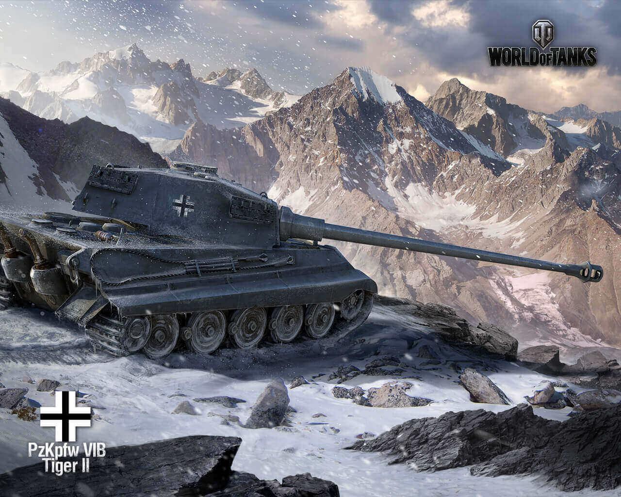PzKpfw VIB Tiger II Posters
