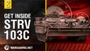 [Video] Inside the Chieftain's Hatch: Strv 103C part 2