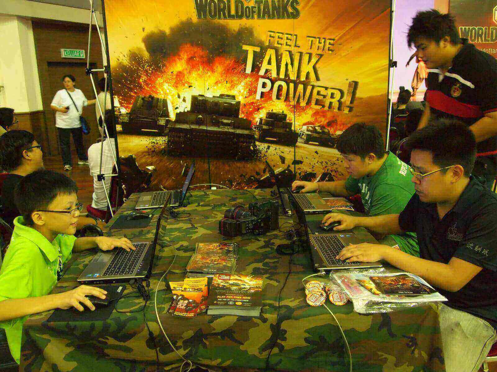 Games & Comics Convention, MY (19-20 May, 2012)