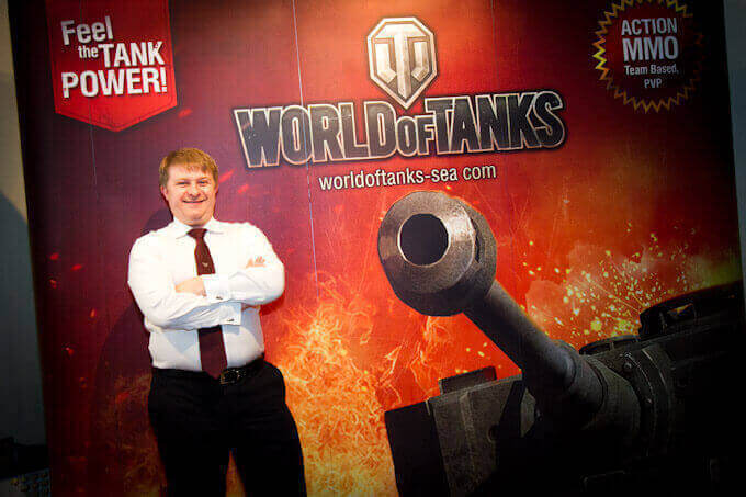 World of Tanks Press Conference (26 April 2012)